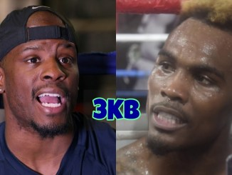 Tony Harrison and Jermell Charlo