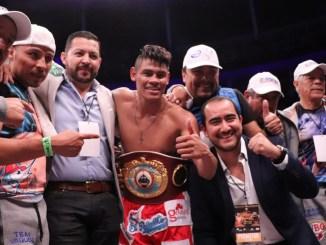 Emanuel Navarrete and Team