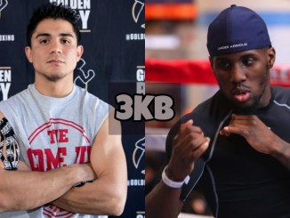 Joseph Diaz (left), Tevin Farmer