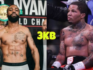 Gary Russell Jr and Gervonta Davis