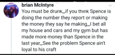 Brian McIntyre critiques Errol Spence