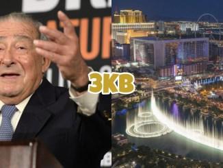 Bob Arum, Las Vegas