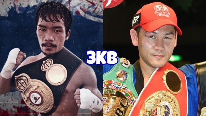 Knockout CP Freshmart (left), Katsunari Takayama