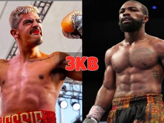 Jessie Magdaleno and Gary Russell Jr