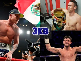 Canelo Alvarez targeting Callum Smith and John Ryder
