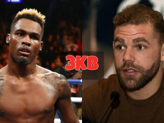 Jermell Charlo and Billy Joe Saunders