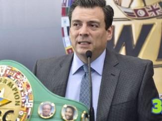 WBC President Mauricio Sulaimán