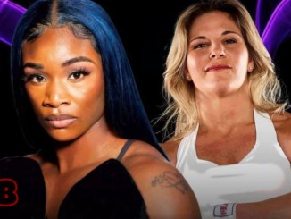 Claressa Shields v Marie-Eve Dicaires promotional