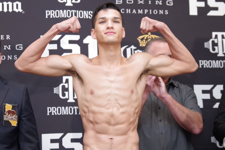 Brandon Figueroa Profile