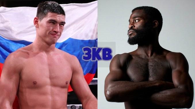 WBA Champion Dmitry Bivol, Joshua Buatsi