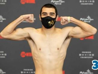 WBA #2 junior lightweight Xavier Martinez