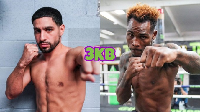 Two-divisional champion Danny Garcia, unified super welterweight champion Jermell Charlo