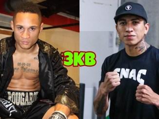 Regis Prograis, Regular WBA super lightweight champion Mario Barrios
