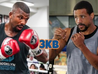 Two division world champion Badou Jack, Andre Dirrell