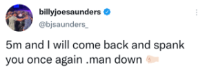 Billy Joe Saunders responds to the call-out from Chris Eubank Jr.