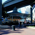 Sydney - Darling Harbour Carousel