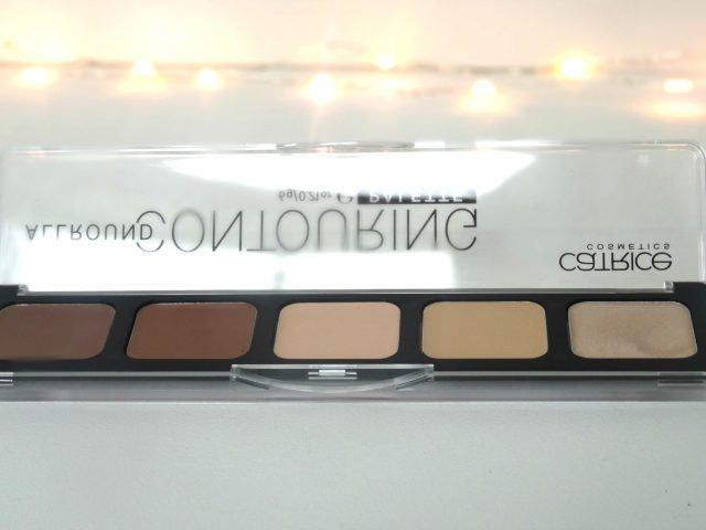 Catrice Allround Contouring palette | Review