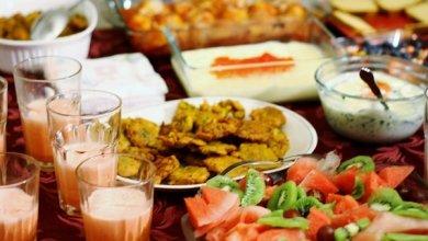 صورة اكلات رمضانيه سهله وسريعه ولذيذه