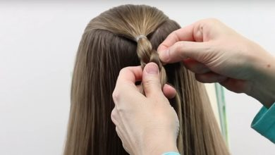 صورة علاج الشعر الابيض المبكر نهائيا مع أبرز الطرق المجربة والنتائج المضمونة