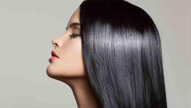 صورة فرد الشعر طبيعي