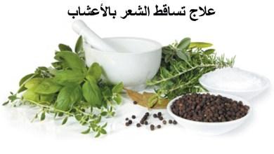 صورة اعشاب للشعر لعلاج التساقط وتنعيمة