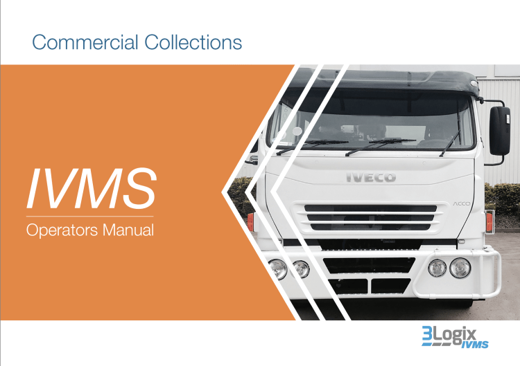 3Logix IVMS Software Commercial Collections for Waste, Recycling and Environmental Services