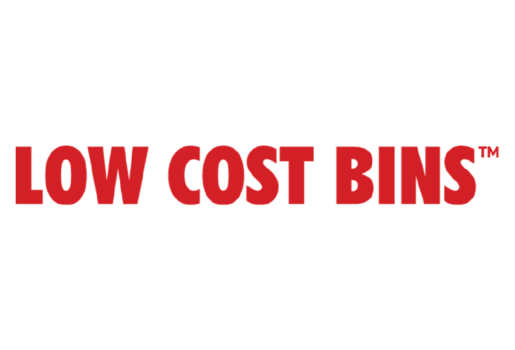 Low Cost Bins use Waste Track