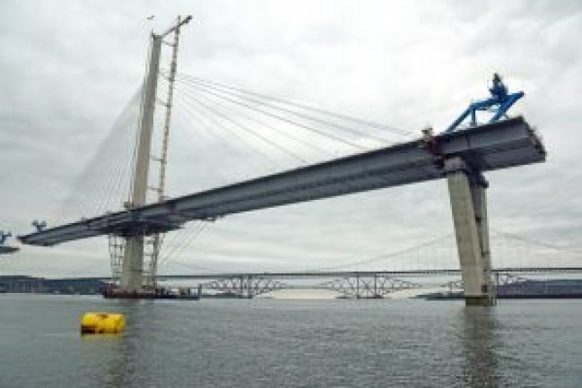 Queensferry Crossing July