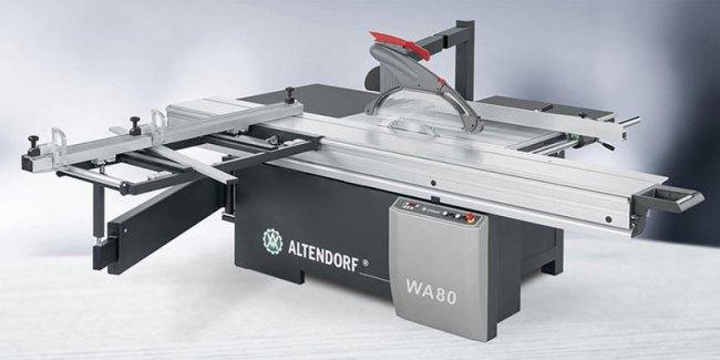 scie à format WA80