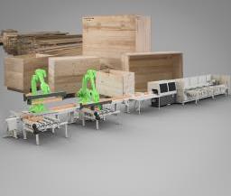 machine a bois Toulouse - Journée Emballage Weinig