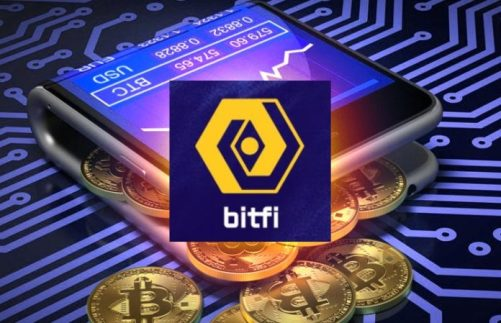 Image result for Bitfi Wallet
