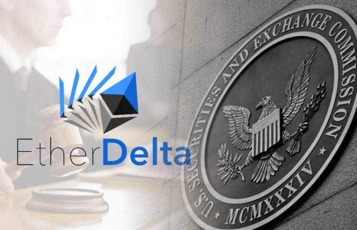 SEC Charges EtherDelta Token Trading Founder for Operating Unregistered Exchange Illegally
