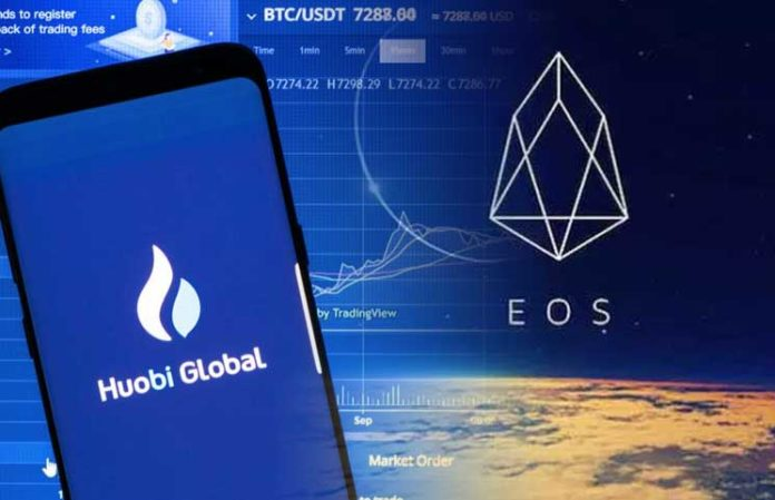 New EOS Dedicated Crypto Exchange Set to Launch by Huobi Pool in First Quarter of 2019