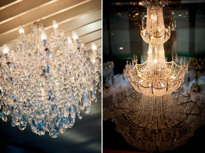 Chandeliers To For