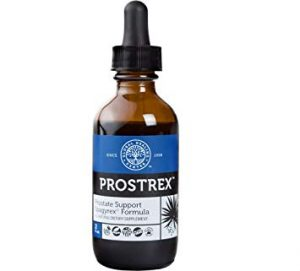 Prostrex All Natural Non-GMO Herbal Prostate Support Formula - FREE SHIPPING