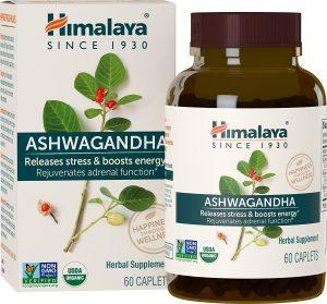 Himalaya Organic Ashwagandha - FREE SHIPPING with AMAZON PRIME