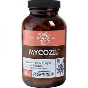Mycozil All-Natural Non-GMO Yeast & Fungal Cleanser - FREE SHIPPING