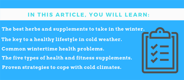 Learn the Key Points About Winter Health Supplementation
