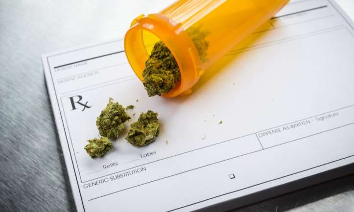 Canadian Doctor is Charged For Writing Improper Marijuana Prescriptions