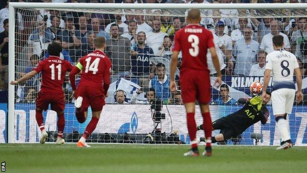 Liverpool beat Spurs 2-0 to win sixth Champions League title
