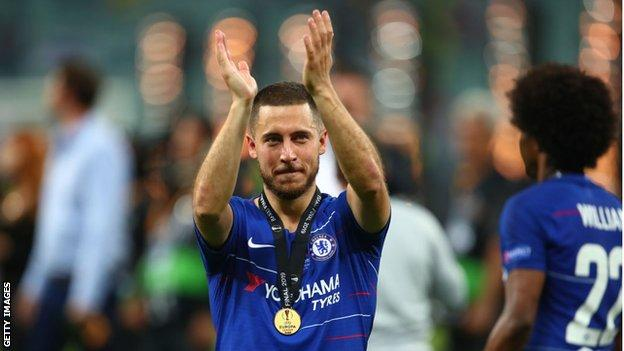 Real Madrid sign Hazard in £150m deal