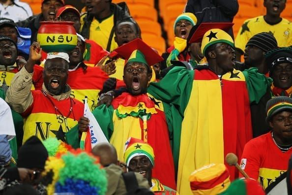 Gov't to fly supporters to Egypt to cheer on Black Stars
