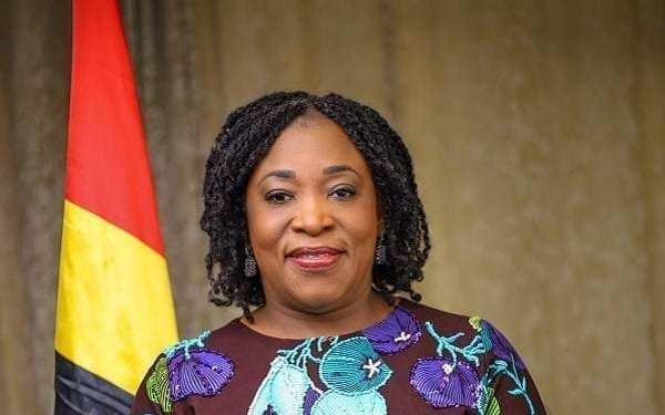 Shirley Ayorkor Botchwey, Foreign Affairs Minister