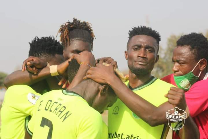GPL: Karela slip further after defeat to Dreams FC