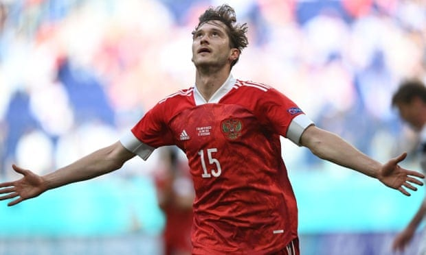 Euro 2020: Russia off the mark with Finland win