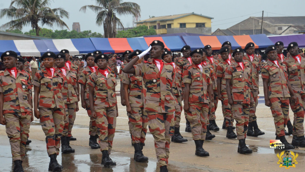 There is no 'protocol' in GNFS recruitment – Accra Regional Commander