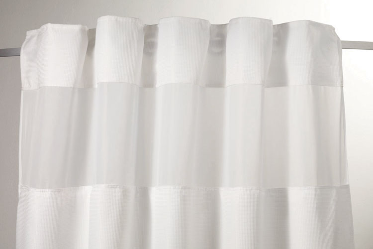 commercial shower curtains for