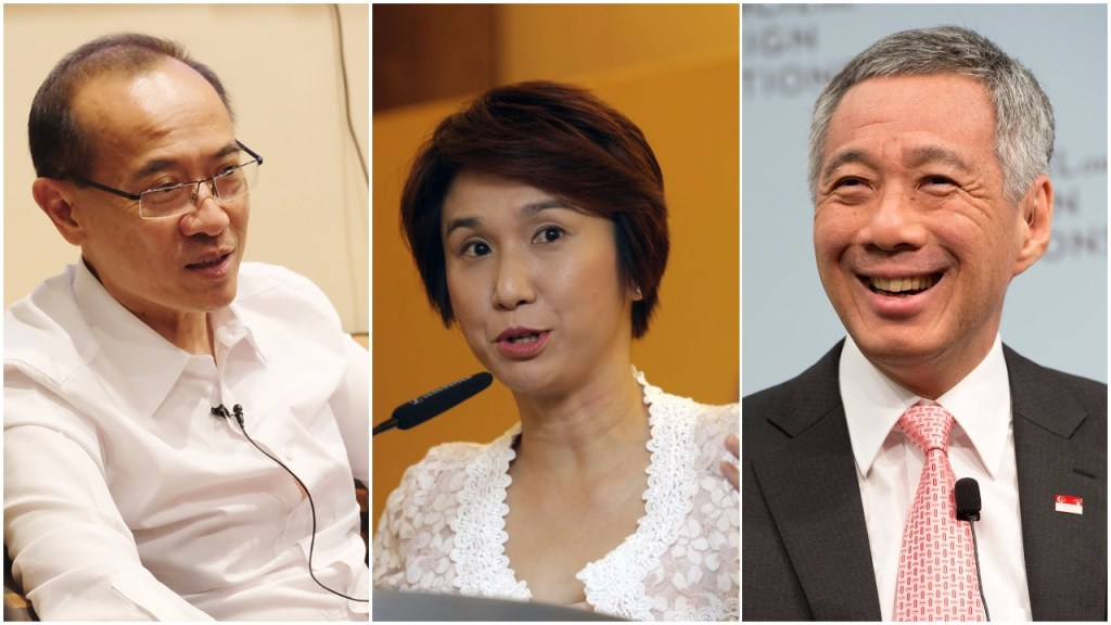 top 10 richest politicians in singapore