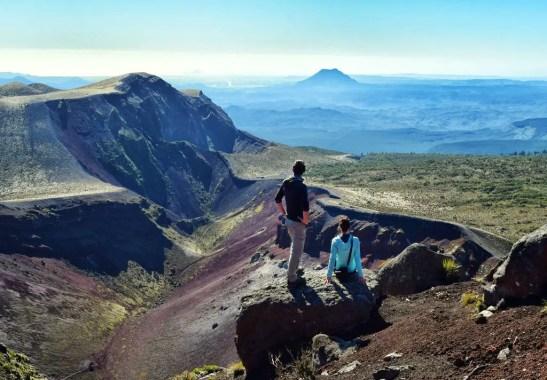 MOUNT TARAWERA