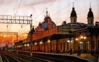 Поїзд Львів-Варна